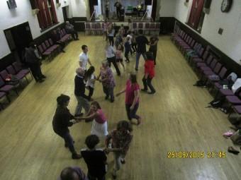 Barn dance line 2015